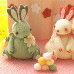 酉年生まれはウサギの小物をもつと運気がアップ。守り干支の話